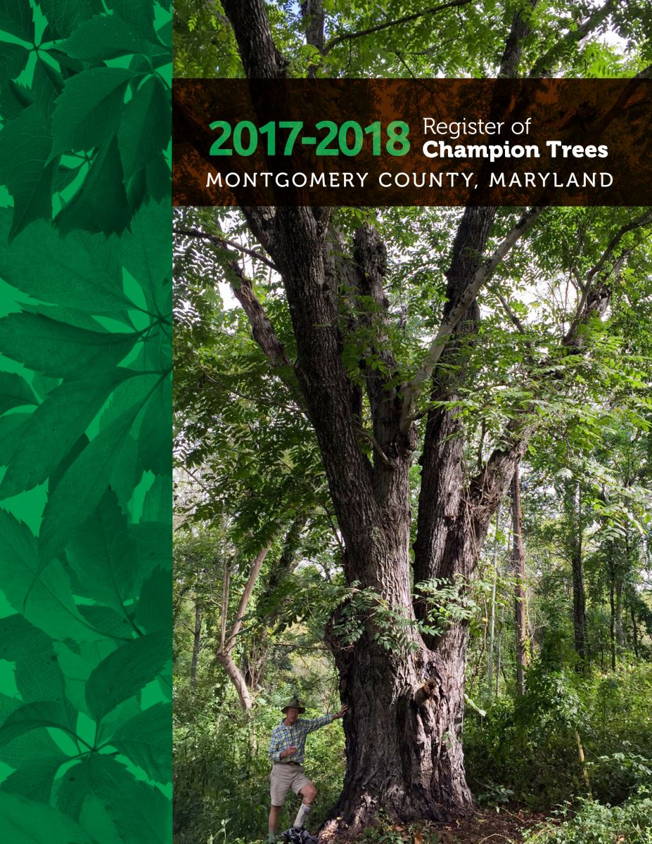 Champion Tree Registry Cover
