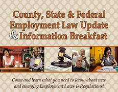 County, State & Federal Employment Law