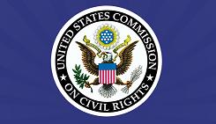 U.S. Civil Rights Commission image