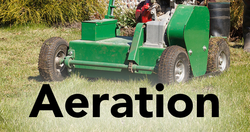Aeration Tips