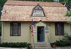 Noyes Library for Young Children front