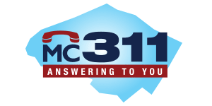 logo of MC311 Answering to you