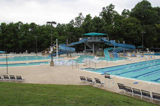 Martin Luther King Jr Swim Center Department Of Recreation Montgomery County Maryland