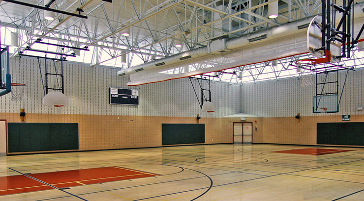 Gym - Potomac Community Recreation Center