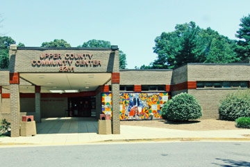 Upper County Community Recreation Center