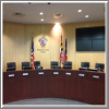 Council Meeting or Hearing cancellations.