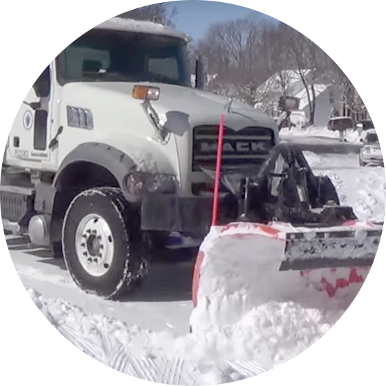 Check the County's snow removal status.