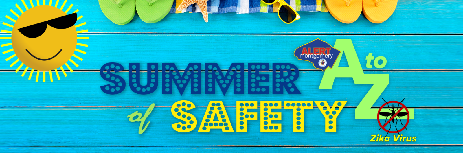 summer of safety a to z