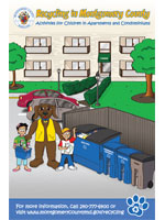 Recycling Activity Book for Children (TRRAC)