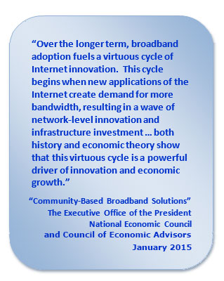 Community Based Broadband Solutions